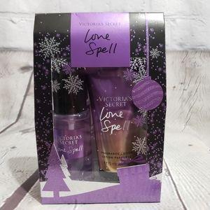 Love Spell mini gift set